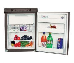 dometic rm2350 3 way caravan fridge 90l