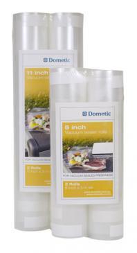 """Dometic vacuum sealer rolls 8"""" and 12"""""""