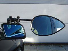 milenco aero wide towing mirror
