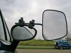 milenco grand aero extra wide towing mirror