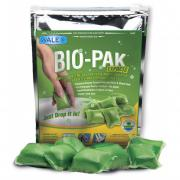 walex bio pak septic safe toilet chemical porta potti
