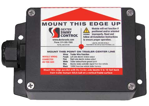 dexter sway control Motor Control Wiring Diagrams at Dexter Sway Control Wiring Diagram