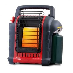 Mr Heater Portable caravan gas heater front view