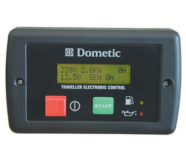 Dometic TEC29 Caravan and motorhome generator remote control