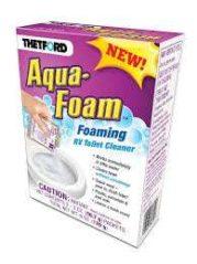 Thetford aqua foam cassette toilet cleaner