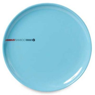 Primus bamboo plate blue 20cm