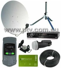 Vast satellite portable kit
